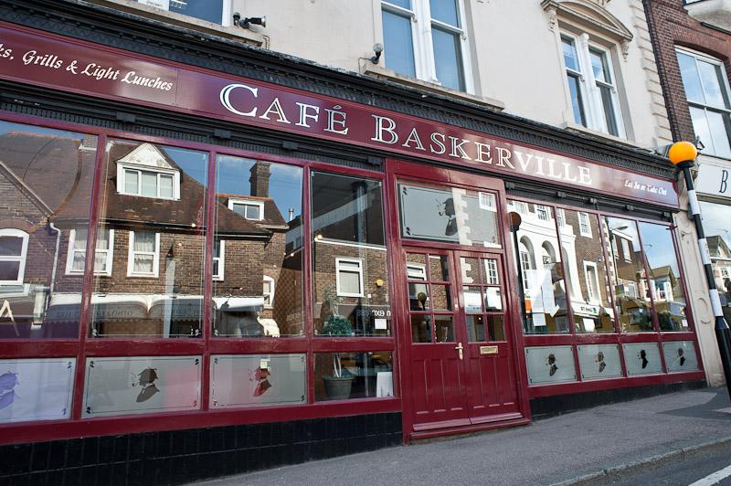 Cafebaskerville
